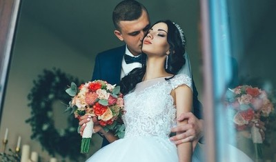 Юра & Галя .Wedding Day 2016