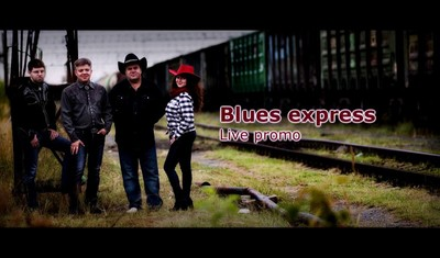 Blues express Live Promo