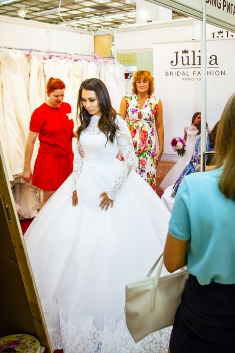Wedding Fashion Moscow 2015