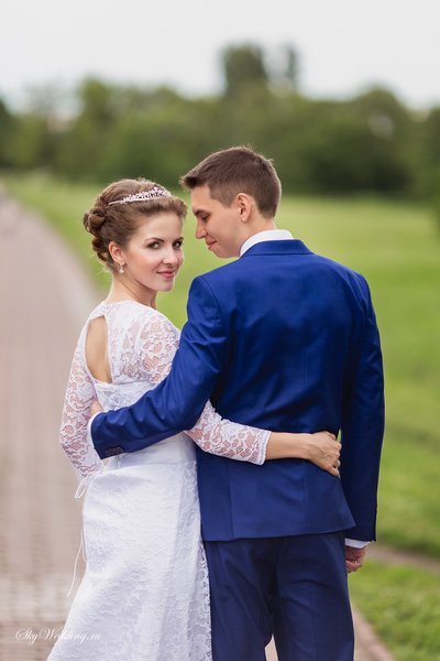 Денис Чамрысов (SkyWedding), Лёня и Крис