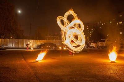 Impulse Fire Show
