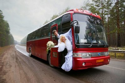 Аренда автобуса Party Bus Mojo
