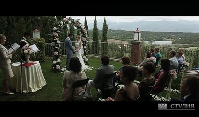 Great Wedding in Toscana, Italy