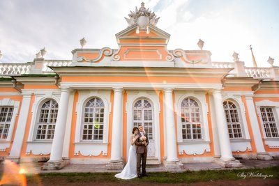 Денис Чамрысов (SkyWedding), Луиза и Сергей