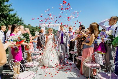 Денис Чамрысов (SkyWedding), Саша и Юля