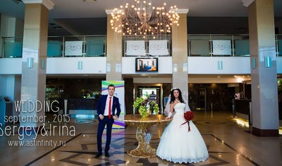 Сергей и Ирина | Wedding 2015 | INFINITY STUDIO