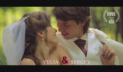 Yulia & Sergey 01.08.14 : wedding story  [short film ]