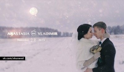 Anastasia & Vladimir wedding day