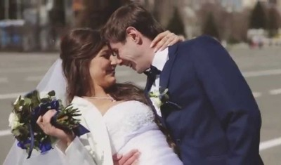 beautiful wedding video Konstantin and Anna