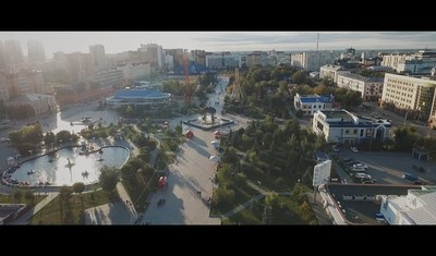 Showreel | Tyumen Up