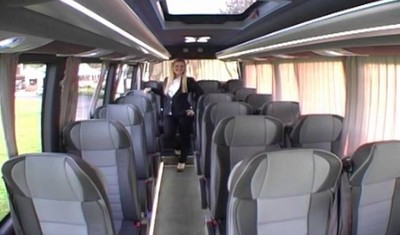 MERCEDES BENZ SPRINTER PANORAMA 2012
