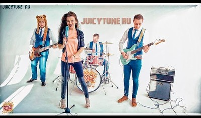 JUICY Tune / Music Live Band / Promo / VIDEO CLIP 1080p HD
